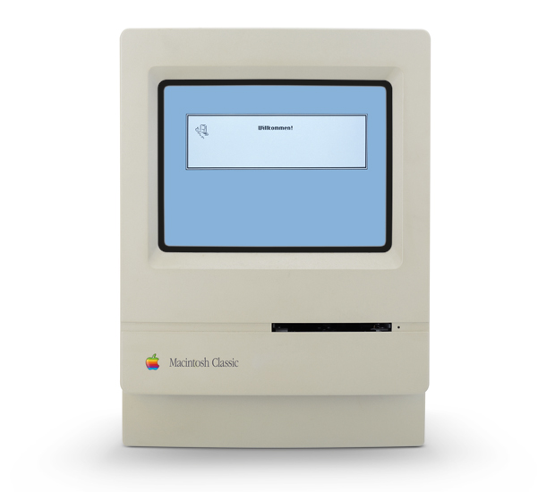 Apple, Macintosh Classic (1990)