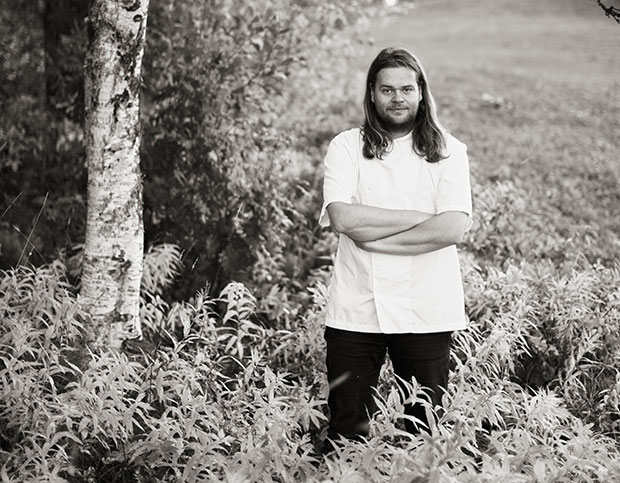 Magnus Nilsson photographed by Erik Olsson