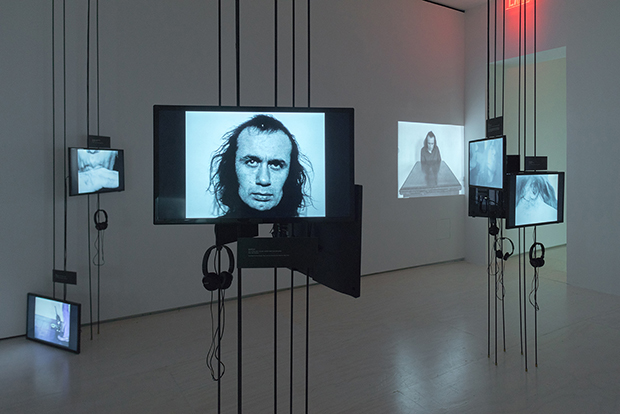 Would you let Vito Acconci follow you home?