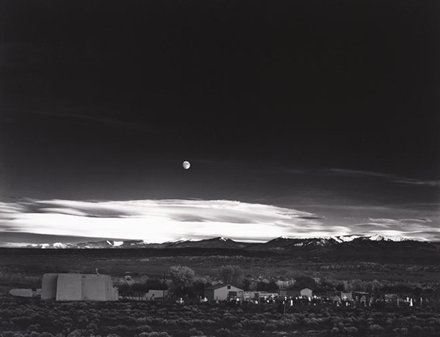 Photos that changed the world: #3 Moonrise