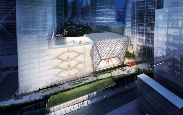 Culture Shed - Diller Scofidio + Renfro