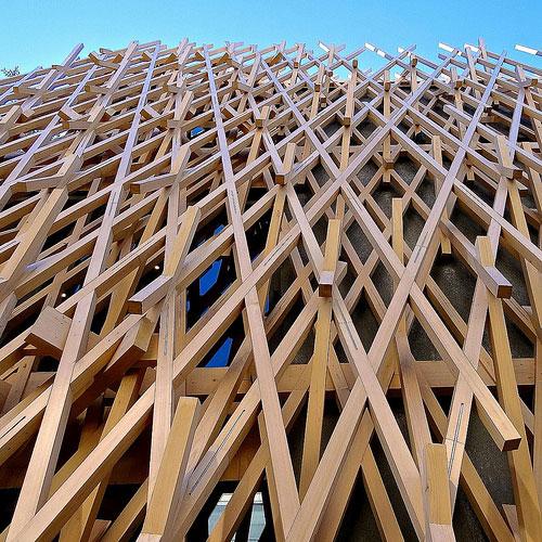 Kengo Kuma S Cake Shop Opens In Tokyo Architecture