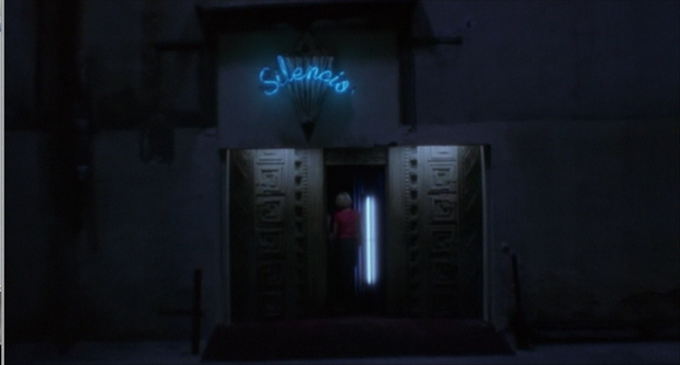 Club Silencio from David Lynch's Mulholland Drive (2001)