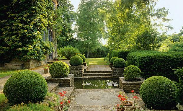 can you compare gardening to art design agenda