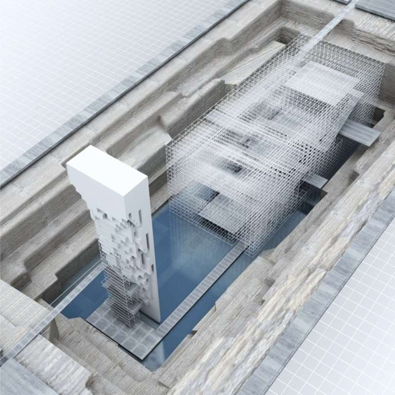 Museum of Civilisations proposal by GM Architects
