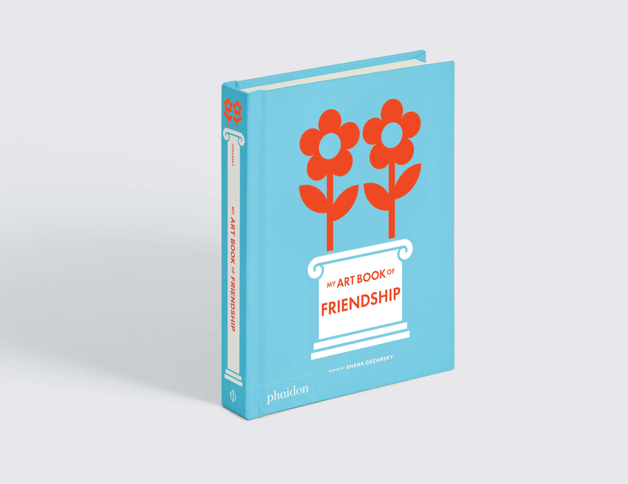 Share the love (and art) this World Book Day with My Art Book of Friendship