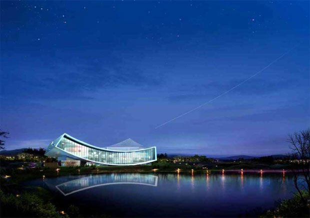 National Library of Sejong City - SAMOO Architects & Engineers