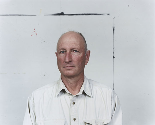 Portrait of Bruce Nauman, 2009