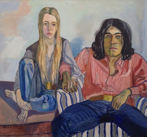 Alice Neel's Ian and Mary (1971)