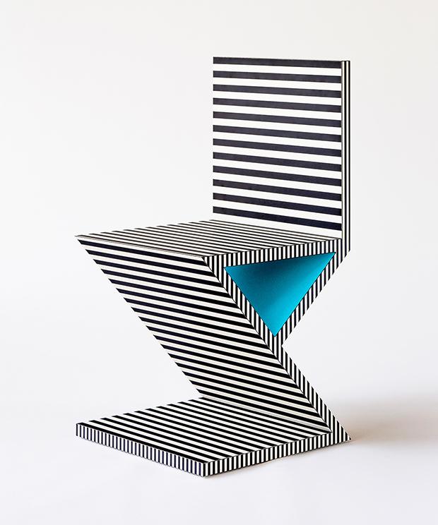 the memphis influence at new york design week design. Black Bedroom Furniture Sets. Home Design Ideas