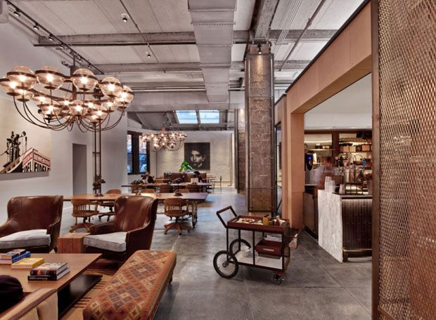 charming neuehouse york cool offices. NeueHouse New York City - David Rockwell Charming Neuehouse Cool Offices O