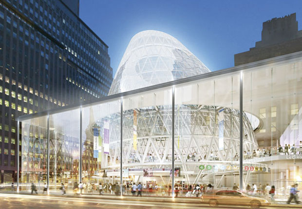 Ny subway commuters see the light architecture agenda for Center for architecture nyc