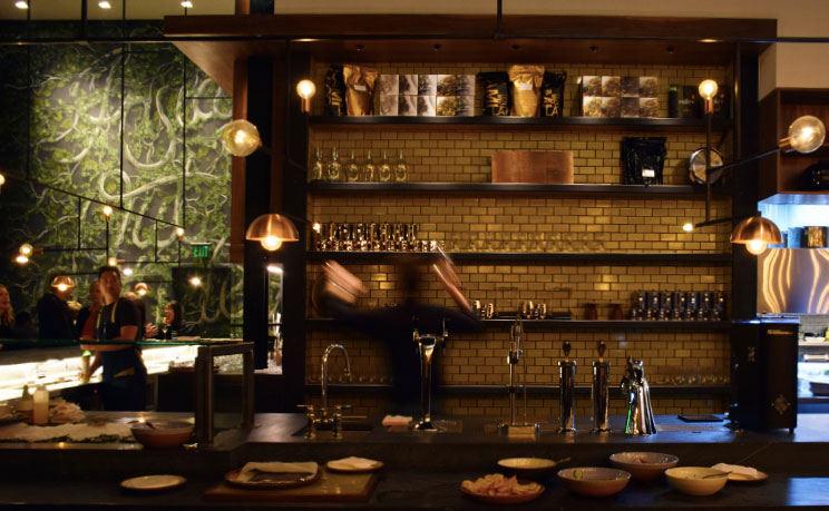 Otium, Los Angeles - recommended in our new global restaurant guide - Where Chefs Eat