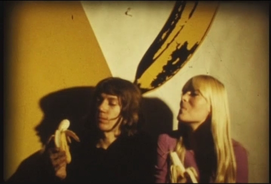 Andy Warhol, Nico/Antoine, (1966) ©2014 The Andy Warhol Museum