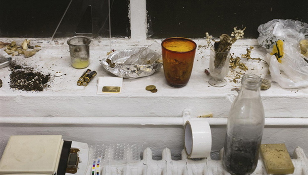 Nachtstilleben (Night Still Life), (2011) by Wolfgang Tillmans