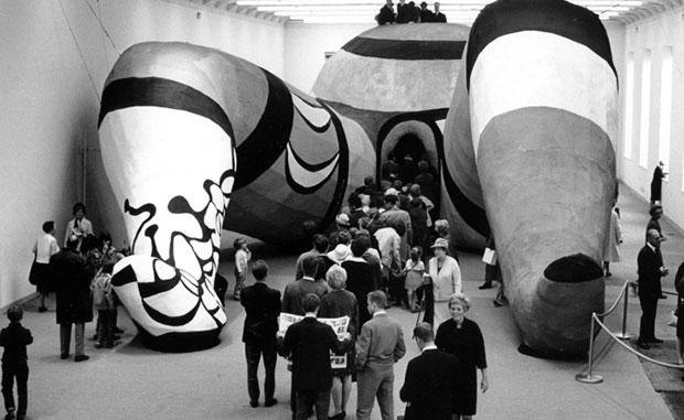 Line St Jean Art Et Design : Niki de saint phalle s joie vivre and violence