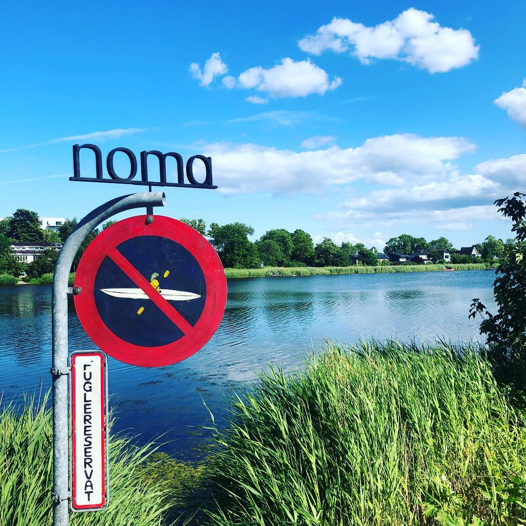 Here's why you can't kayak to Noma