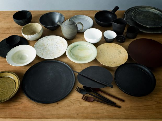 Noma Japan's tableware collection