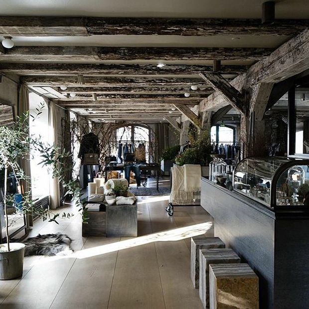 Have you heard about the boutique inside Noma?