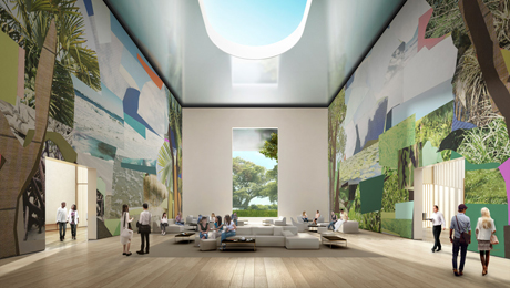 The Norton Museum of Art by Foster + Partners