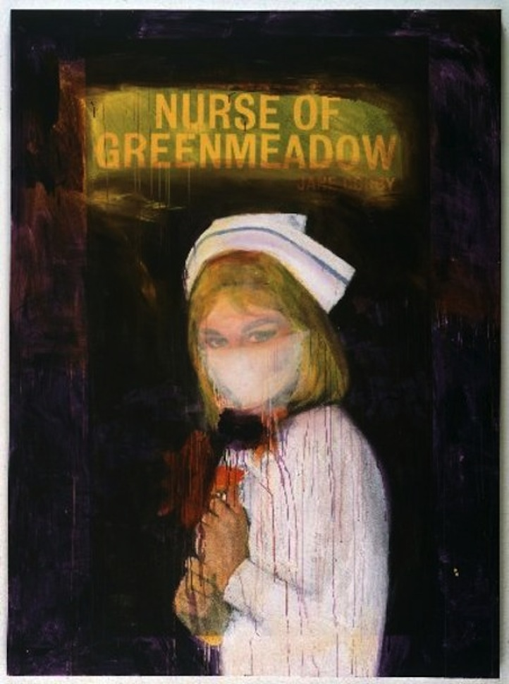 Nurse of Green Meadow (2002) by Richard Prince features in the sale