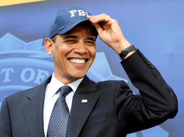 "President Obama - ""perfectly at home in a baseball cap"" according to Colin McDowell in The Anatomy of Fashion"