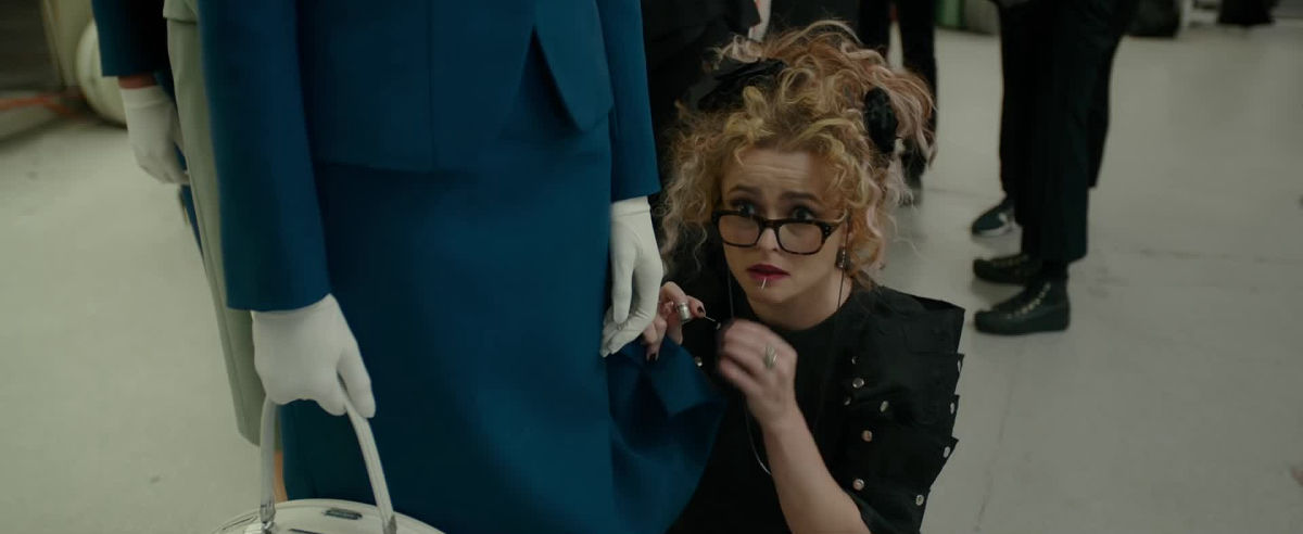Helena Bonham Carter as Rose Weil in Ocean's 8