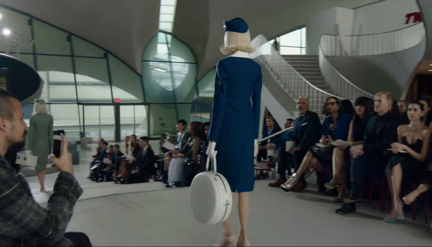 Betak's fashion show in Ocean's 8