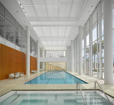OCT Shenzhen Clubhouse - Richard Meier