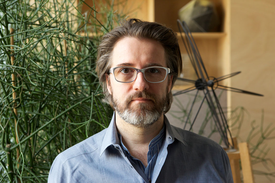Olafur Eliasson. Photo by Thilo Frank, Studio Olafur Eliasson