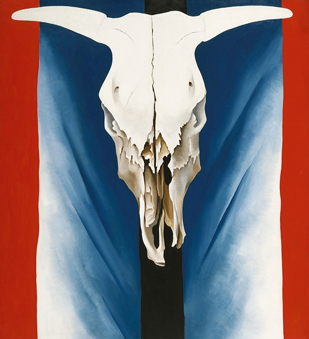 In praise of ... Georgia O'Keeffe's patriotic palette