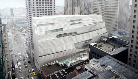 SFMOMA's Expansion, courtesy of Snøhett