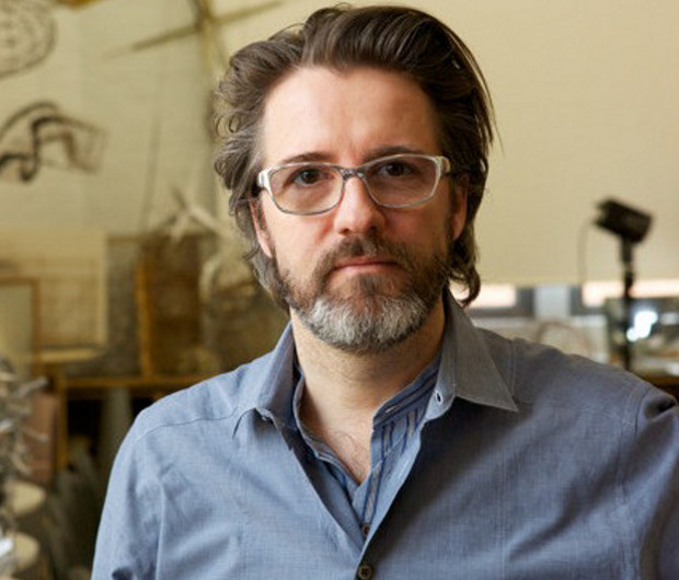 Olafur Eliasson, winner of the 2014 Eugene McDermott Award