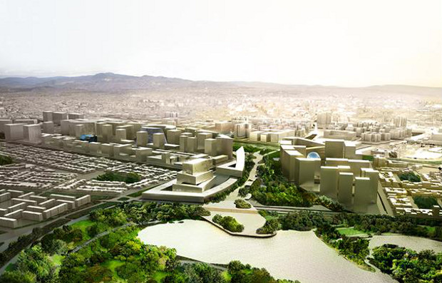 OMA to build Colombia's Brasilia
