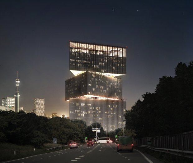 Could OMA's new hotel redefine Dutch architecture?