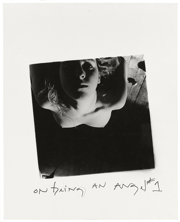 On Being an Angel No1, 1977, by Francesca Woodman. Copyright George and Betty Woodman. From Ob Being an Angel