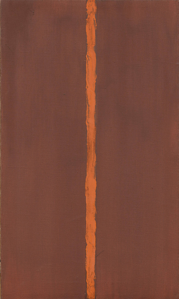 Onement, 1949 - Barnett Newman