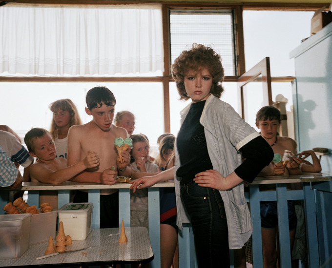 Martin Parr, New Brighton (1983-1986), Merseyside, England, from The Last Resort, which features in the Tate's exhibition and in our Parr monograph