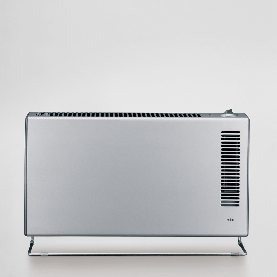 Dieter Rams for Braun - photograph by Florian Bohm