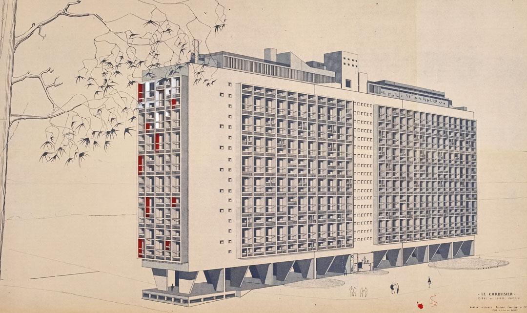 Le Corbusier\'s Grand Designs: The Unité d\'Habitation ...