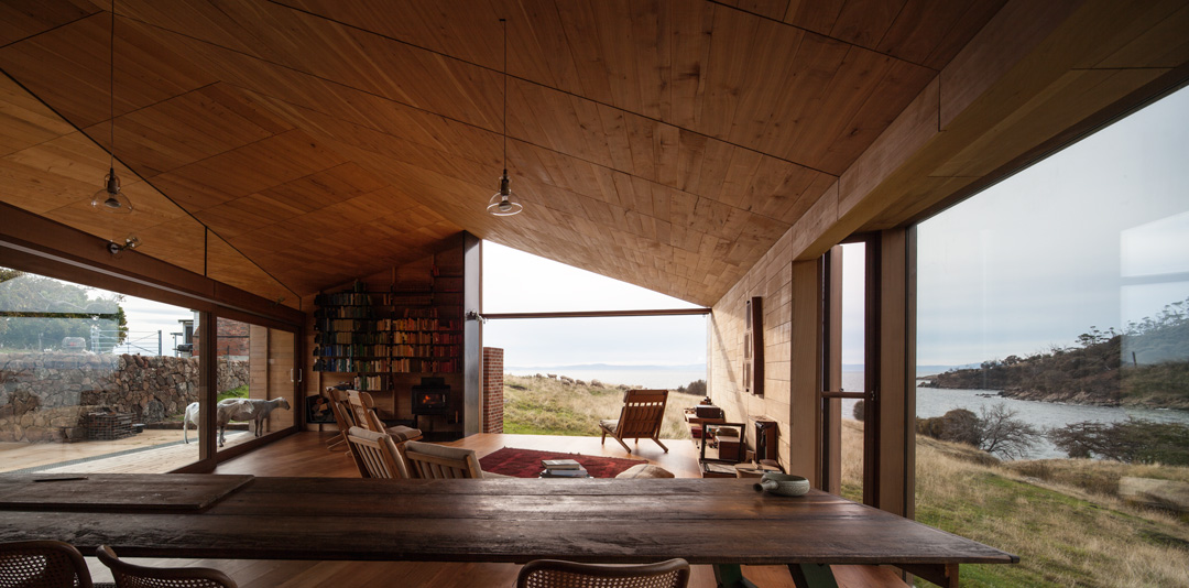 John Wardle Architects Shearers Quarters 2011