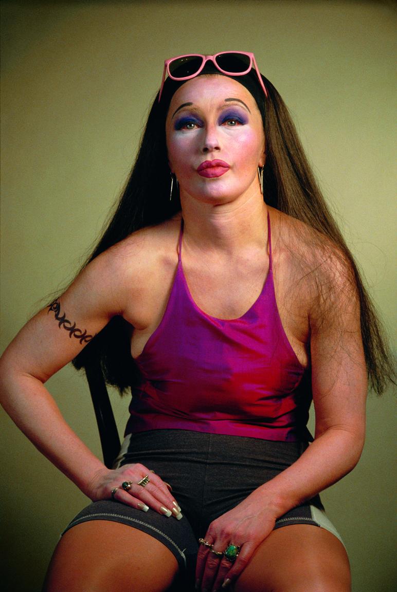 Cindy sherman dildo pics 100