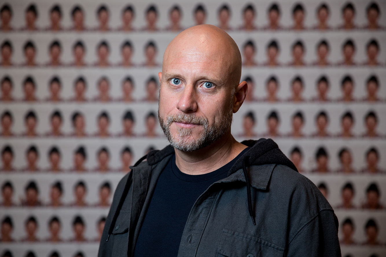 Trevor Paglen. Image courtesy of the John D. & Catherine T. MacArthur Foundation