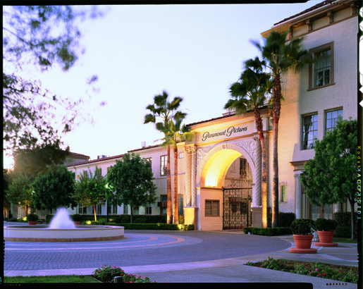 Paramount Pictures Studios, 2013. Courtesy of Paramount Picture Studios