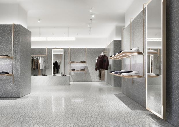 Less Is More At Valentino S Chipperfield Nyc Store