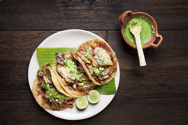 Tacos al Pastor, the Mexican dish that won over René Redzepi, from Mexico the Cookbook
