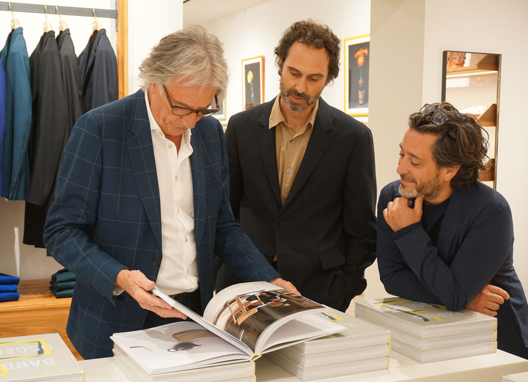 Paul Smith loves our new Barber Osgerby book!