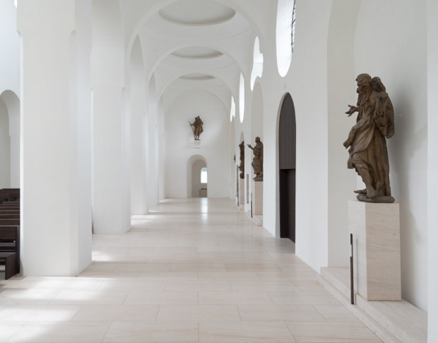John Pawson strips back the Baroque
