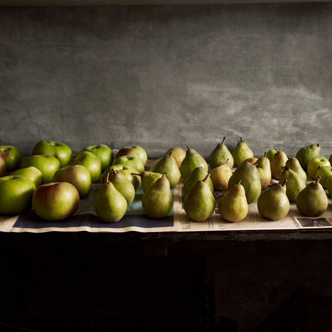 The Larder at Great Dixter by Andrew Montgomery