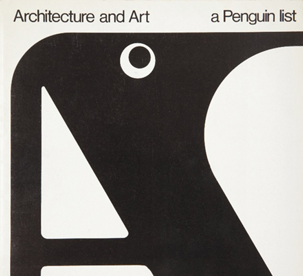 Penguin Arhitecture and Art, 1964 by Gerald Ciamon